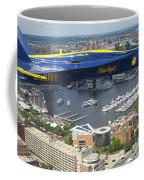 An Angel Over Baltimore Coffee Mug
