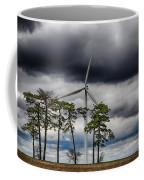 An April Sky Coffee Mug