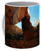 An Arch At Capital Reef Coffee Mug