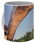 An Arch In Cozumela Coffee Mug