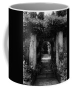 An Archway In The Garden Of Mrs. Carl Tucker Coffee Mug