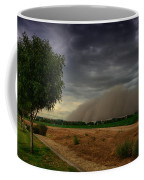 An Arizona Dust Storm  Coffee Mug