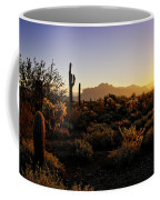 An Arizona Morning  Coffee Mug