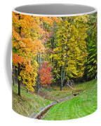 An Autumn Childhood Coffee Mug