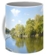An Autumn Day Panoramic Coffee Mug