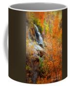 An Autumn Falls Coffee Mug
