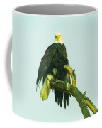 An Eagle Shaking It Off Coffee Mug