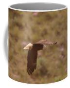 An Eagle Turns  Coffee Mug