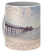An Early Morning - Naples Pier Coffee Mug