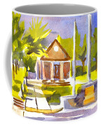 An Early Summers Morning Coffee Mug