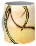 An Echoed Spiral Coffee Mug