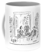 An Editor/publisher Coffee Mug