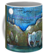 An Elephant For You Coffee Mug