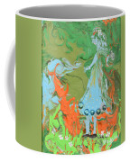 An Elf In Wonderland Coffee Mug