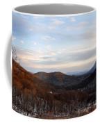 An Elk Knob View Coffee Mug
