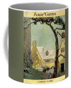 An English Country House Coffee Mug