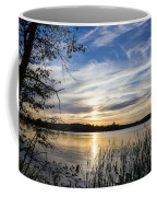 An Evening In Lakes Country Coffee Mug