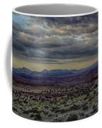 An Evening In The Desert Coffee Mug