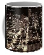 An Evening Love Affair Coffee Mug