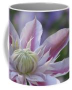 An Exotic Clematis Coffee Mug