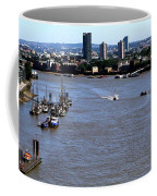 An Expansive View From The Tower Bridge Coffee Mug