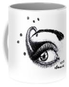 An Eye For Art Coffee Mug
