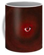 An Eye Is Upon You Coffee Mug