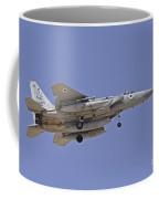 An F-15a Baz Of The Israeli Air Force Coffee Mug