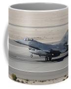 An F-16c Fighting Falcon Taking Coffee Mug