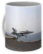 An Fa-18c Hornet Takes Coffee Mug by Stocktrek Images