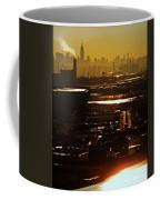 An Imposing Skyline Coffee Mug