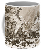 An Incident In The Battle Coffee Mug