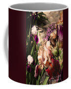 An Iris Surprise Left Coffee Mug