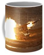 An Israel Defense Force Artillery Core Coffee Mug