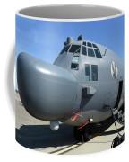 An Mc-130h Combat Talon II On The Ramp Coffee Mug