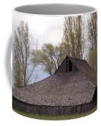 An Old Barn Near Klamath Falls Coffee Mug
