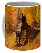 An Old Colorado Mine In Autumn Coffee Mug