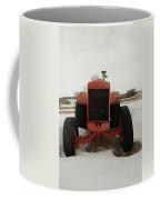 An Old Dase Tractor Coffee Mug
