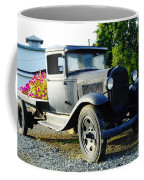 An Old Farm Truck  Coffee Mug