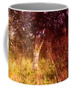 An Old Fence Post Coffee Mug