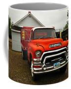 An Old Gmc  Coffee Mug by Jeff Swan
