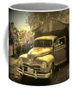 An Old Hidden Gem Coffee Mug by John Malone