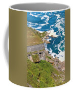 An Old  Hydroelectric Generating Station Coffee Mug
