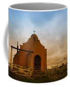 An Old Mission In Northeastern Montana Coffee Mug