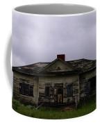 An Old Montana School House Coffee Mug