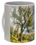An Old Olive Grove Coffee Mug