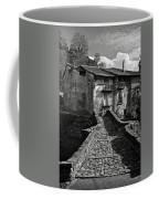 An Old Spanish Town Puente De Montanana Coffee Mug