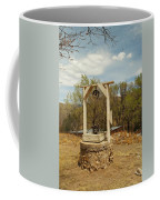 An Old Well In Lincoln City New Mexico Coffee Mug
