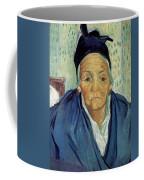 An Old Woman Of Arles Coffee Mug