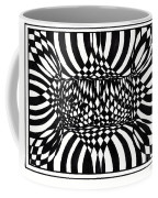 An Optical Illusion Coffee Mug